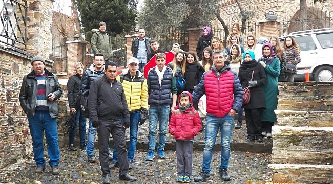 Kırsal Turizm Kursu Uygulama Gezi İle Sona Erdi