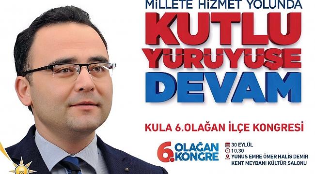 KONGRE 30 EYLÜL'DE