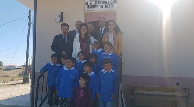 Sümen'den Okul Ziyaretlerine Devam