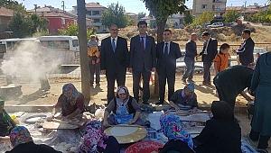 Vali Muzaffer Ecemiş İlköğretim Okulu Kermes Düzenledi