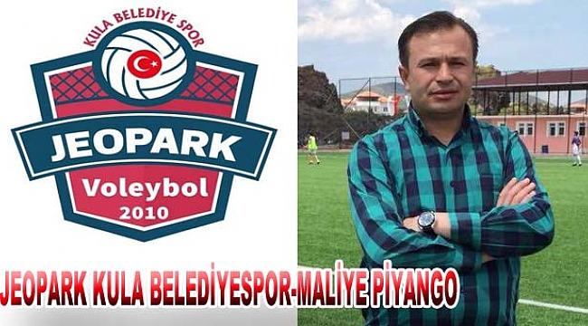 Jeopark Kula Belediyespor'un Kupa Voley'de ki Rakibi Belli Oldu