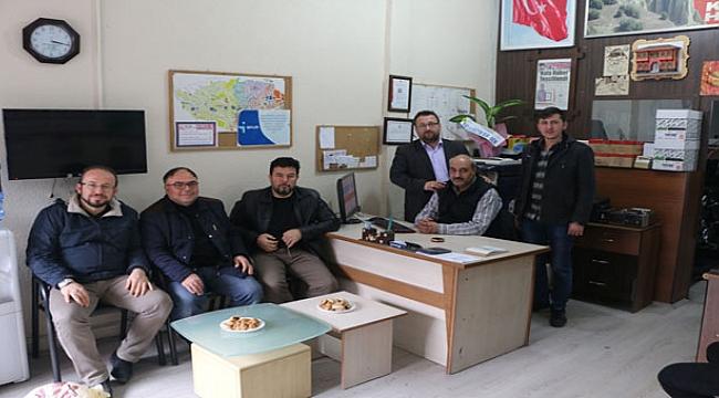 Memur-Sen, Çalışan Gazeteciler gününü kutladı