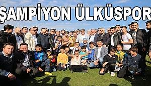 ŞAMPİYON KULA ÜLKÜ SPOR