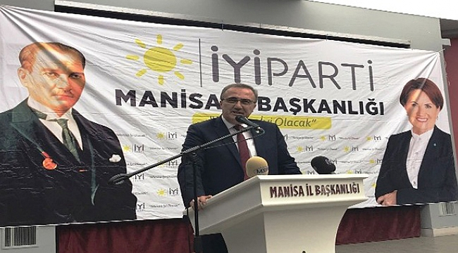 """Karaçoban: """"Manisa bu oyunu dün de bozdu, bugün de bozacak"""""""