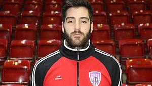 Jeopark Kula Belediyespor'dan bir transfer daha
