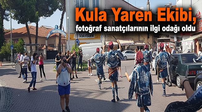 Kula Yaren Ekibi, fotoğraf sanatçılarının ilgi odağı oldu