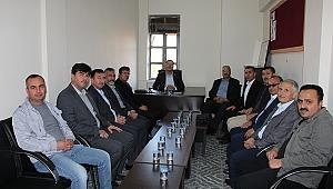 Yeniden aday olan Öner, Kula'dan destek istedi