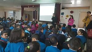 Öğrencilere diyabet ve sağlıklı beslenme semineri
