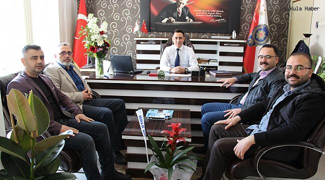 AK Parti'den emniyete ziyaret