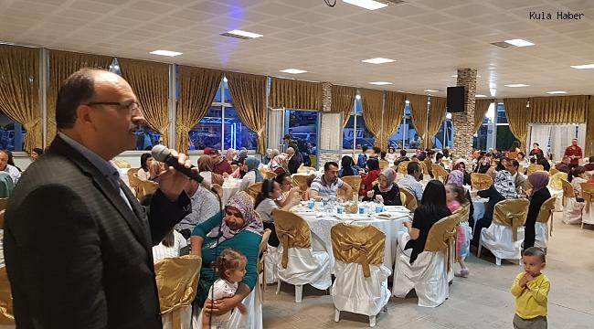 Bilge nesil, bir bilenle iftar programında buluştu