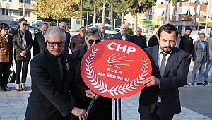 Kula CHP'den 10 Kasım'da, alternatif anma töreni