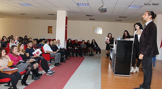 MYO öğrencilerine kariyer yolunda İngilizce semineri
