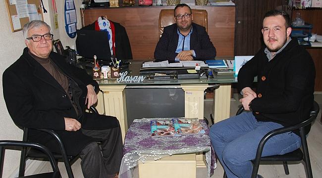 Başkan Kasırga Gazeteciler Günü'müzü kutladı
