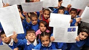 Kula'da 6 bin 797 öğrenci karne alacak