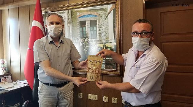 Yiğen'den İl Milli Eğitim Müdürü Dikici'ye ziyaret