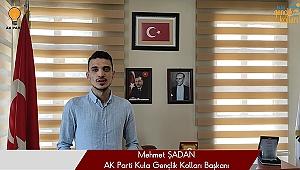 AK Gençlik'ten Başkan Erdoğan'a doğum günü videso