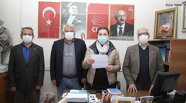 Kula CHP'den 'İstanbul Sözleşmesi' tepkisi