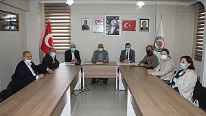 CHP İl Başkanı Balaban'dan Kula'da ziyaretler