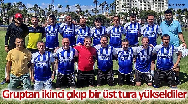 Kula Masterler Antalya'da Kula'yı temsil ediyor