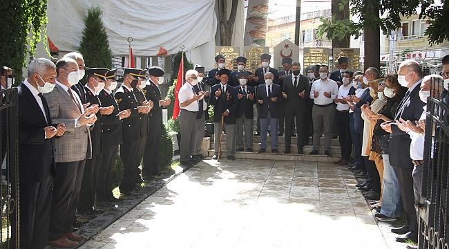 Kula'da 19 Eylül Gaziler günü kutlandı
