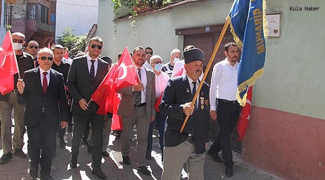 Kula'nın düşman işgalinden kurtuluşunun 99. yıl dönümü etkinlikleri