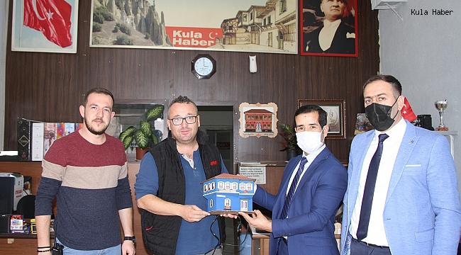 BİK Manisa Müdürü Cirit'ten Kula ziyareti