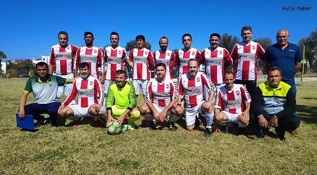 Kula Masterler ilk lig maçından beraberlikle döndü