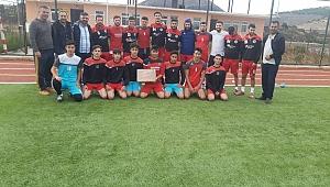 Kulaspor ilk hazırlık maçında 3-2 galip