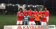 Kurumlar Arası Futbol Turnuvası Başladı