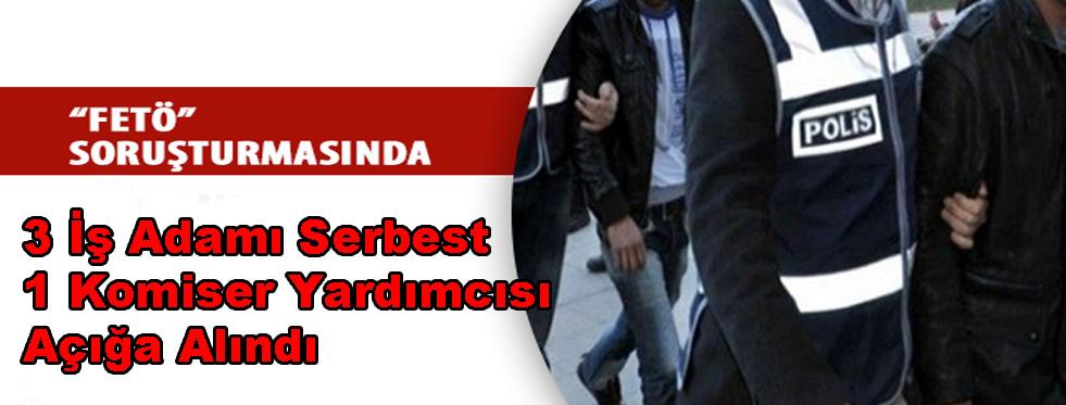3 İŞ ADAMI SERBEST