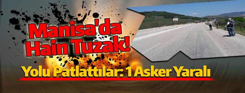 Manisa'ya Hain Tuzak!