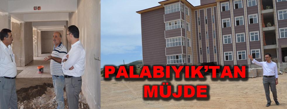PALABIYIK'TAN MÜJDE