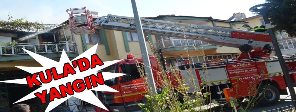 Yangın Kısa Söndürüldü